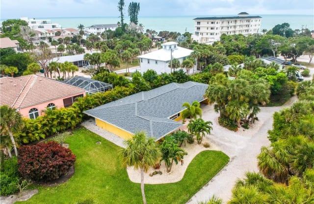 2795 N BEACH ROAD - 2795 North Beach Road, Manasota Key, FL 34223