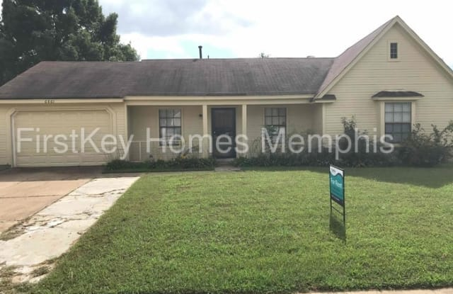 6861 Valley Park Drive - 6861 Valley Park Drive, Memphis, TN 38115