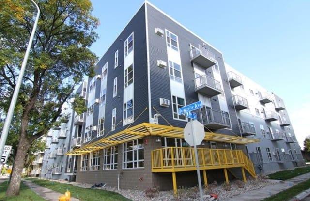University Flats - 851 University Avenue, Grand Forks, ND 58203