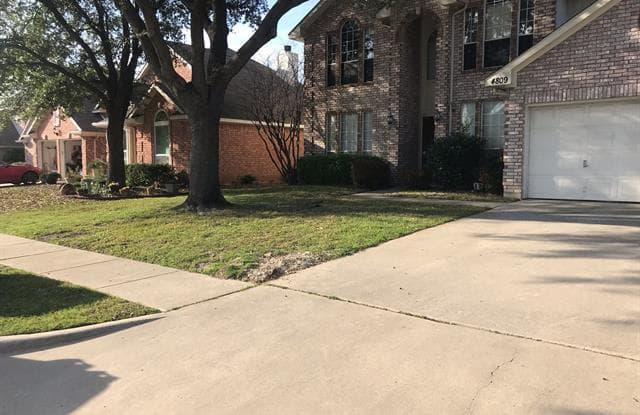 4809 Thorntree Drive - 4809 Thorntree Drive, Plano, TX 75024