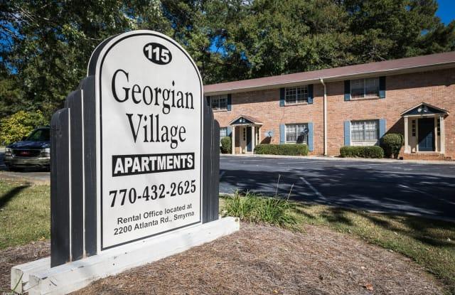Georgian Village Apartments - 1731 Sams Street, Cobb County, GA 30060