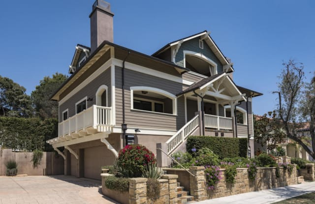 1532 Olive St - 1532 Olive Street, Santa Barbara, CA 93103