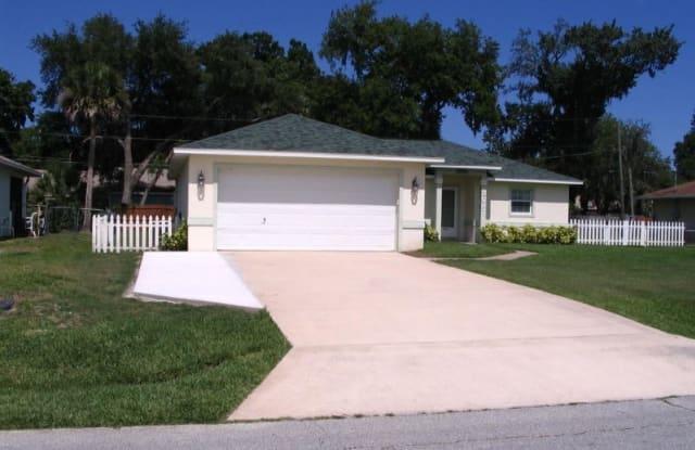 3027 Pine Tree Dr - 3027 Pine Tree Drive, Edgewater, FL 32141