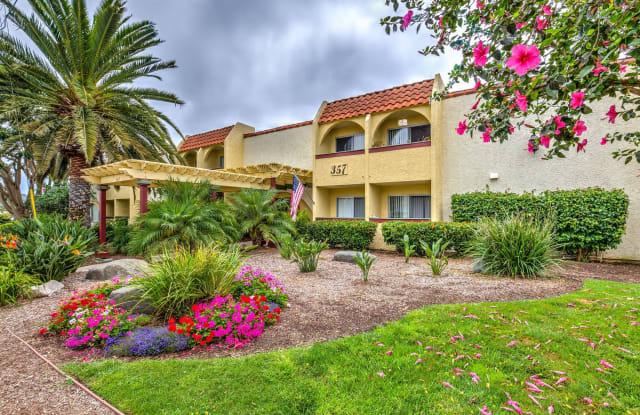 Carlsbad Coast Apartments - 357 Chesnut Ave, Carlsbad, CA 92008