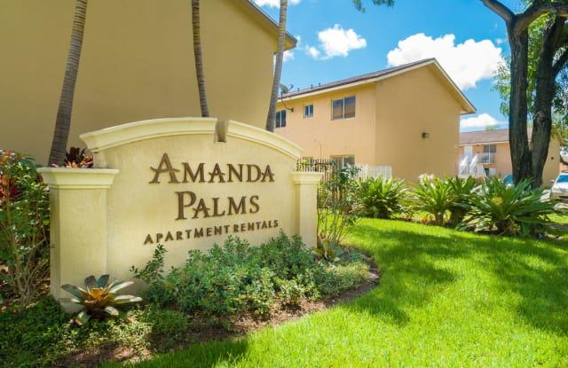 Amanda Palms - 6425 West 24th Avenue, Hialeah, FL 33016