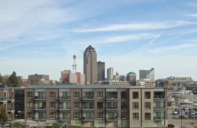 Ingersoll Square Lofts - 1900 High Street, Des Moines, IA 50309