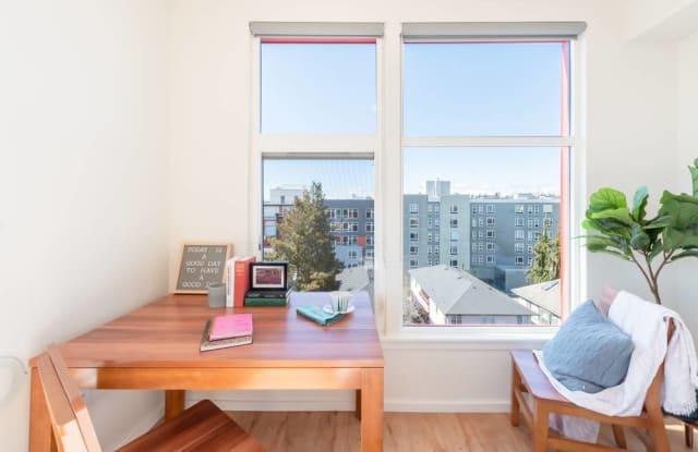 DXU Apartments - 4230 11th Avenue Northeast, Seattle, WA 98105