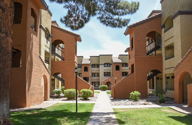 Tuscany Palms - 901 S Country Club Dr, Mesa, AZ 85210