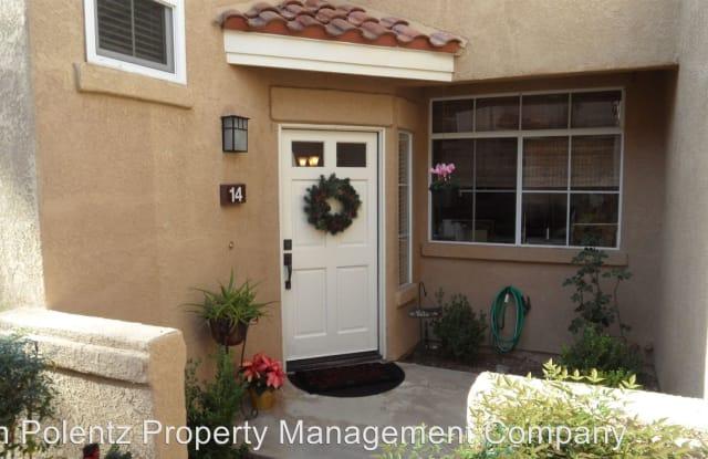 8215 E. White Oak Ridge #14 - 8215 East White Oak Ridge, Orange, CA 92869