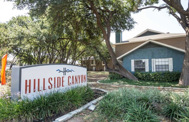 Hillside Canyon - 3200 Thousand Oaks Dr, San Antonio, TX 78247