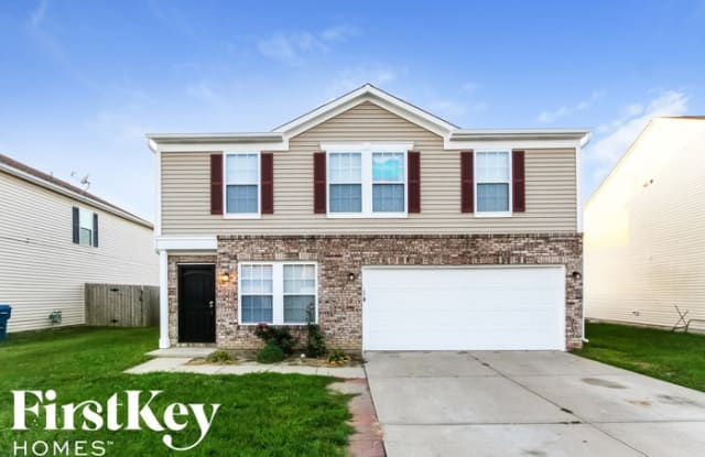 8016 Grove Berry Way - 8016 Grove Berry Way, Indianapolis, IN 46239