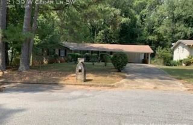 2139 W Cedar Ln SW - 2139 West Cedar Lane Southwest, Atlanta, GA 30311
