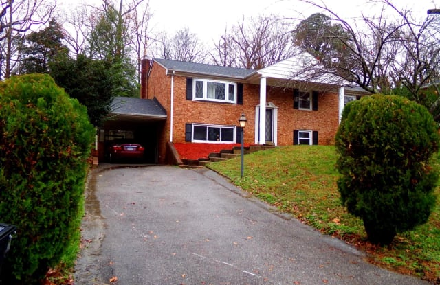 5317 TOLSON ROAD - 5317 Tolson Road, Camp Springs, MD 20748
