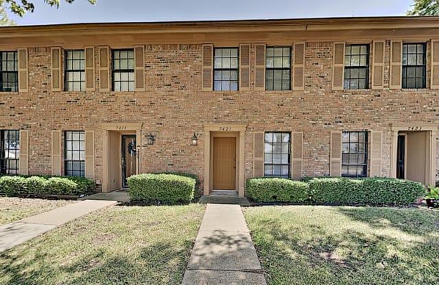 7421 Kingswood Cir - 7421 Kingswood Circle, Fort Worth, TX 76133