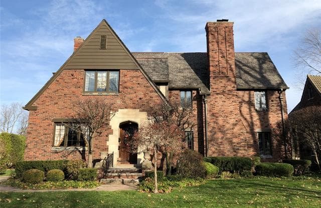 780 TROMBLEY Road - 780 Trombley Road, Grosse Pointe Park, MI 48230