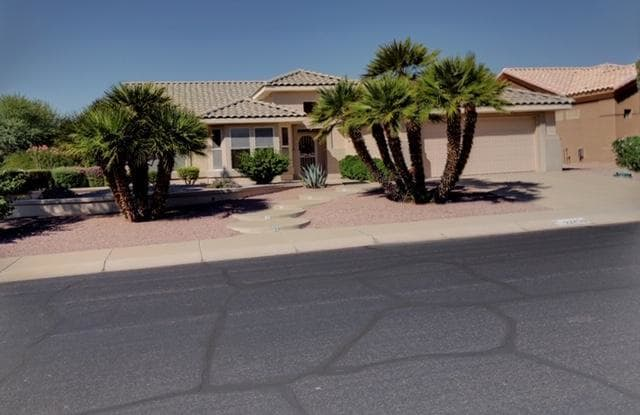 22706 N WAGON WHEEL Drive - 22706 North Wagon Wheel Drive, Sun City West, AZ 85375