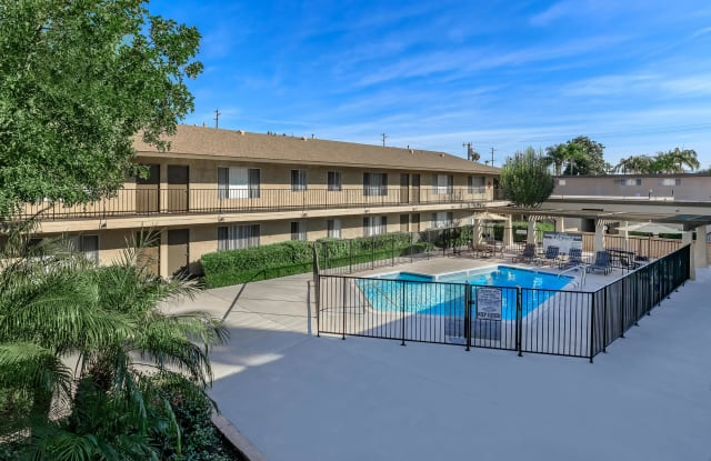 Barcelona, Palm Lane & Seville Apartment Homes - 1640 W Ball Road, Anaheim, CA 92802