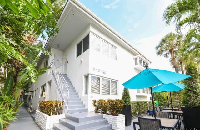 1616 Euclid - 1616 Euclid Avenue, Miami Beach, FL 33139