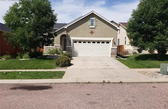 6422 Stella Luna Drive - 6422 Stella Luna Drive, Colorado Springs, CO 80923