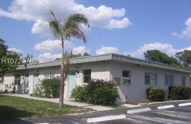 5050 SW 40TH AV - 5050 Southwest 40th Avenue, Dania Beach, FL 33314