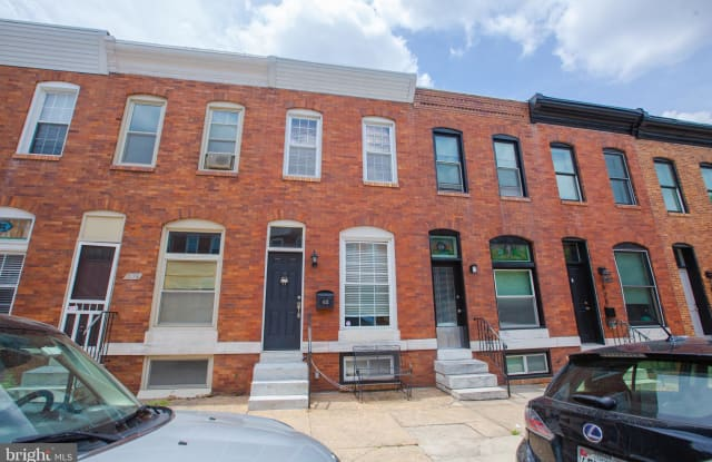 632 S BELNORD AVENUE - 632 South Belnord Avenue, Baltimore, MD 21224