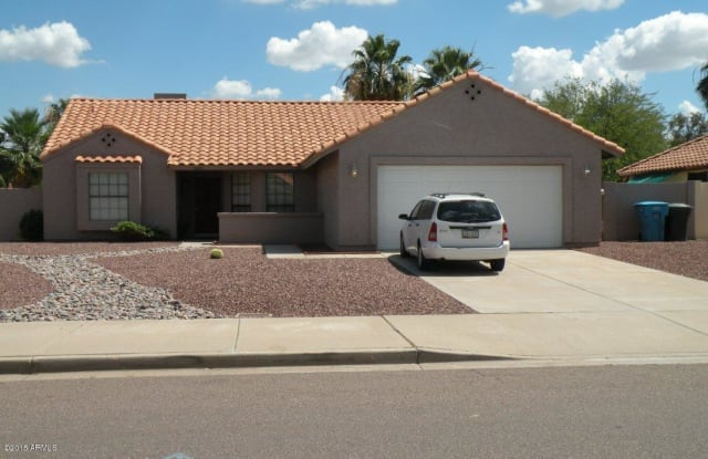 5637 E PARADISE Lane - 5637 East Paradise Lane, Phoenix, AZ 85254