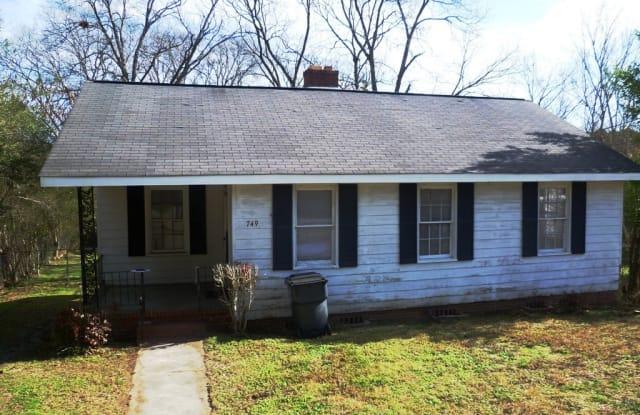749 Matheson Rd - 749 Matheson Road, Milledgeville, GA 31061