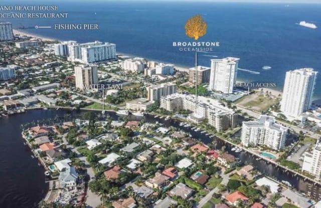 Broadstone Oceanside - 1333 South Ocean Boulevard, Pompano Beach, FL 33062