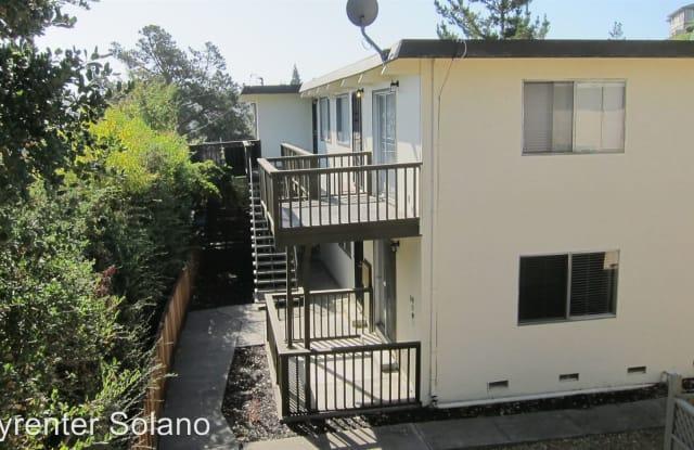 1605 Valle Vista Ave - 1605 Valle Vista Avenue, Vallejo, CA 94589