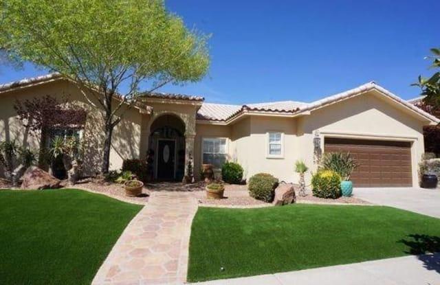 1505 CIMARRON Drive - 1505 Cimarron Ridge, El Paso, TX 79912