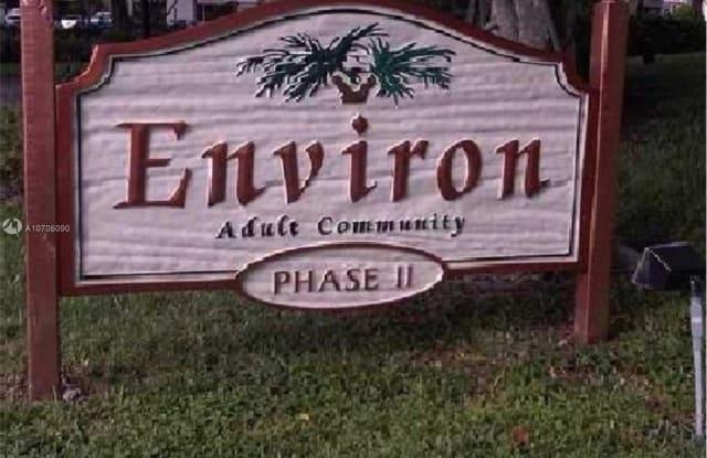 3651 Environ Blvd - 3651 Environ Boulevard, Lauderhill, FL 33319