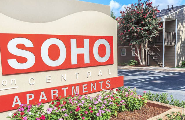 Soho on Central - 3143 Central Ave, Charlotte, NC 28205