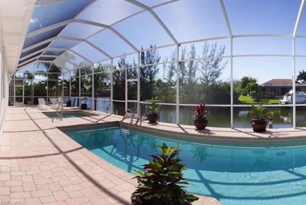 2314 SW 38th TER - 2314 Southwest 38th Terrace, Cape Coral, FL 33914