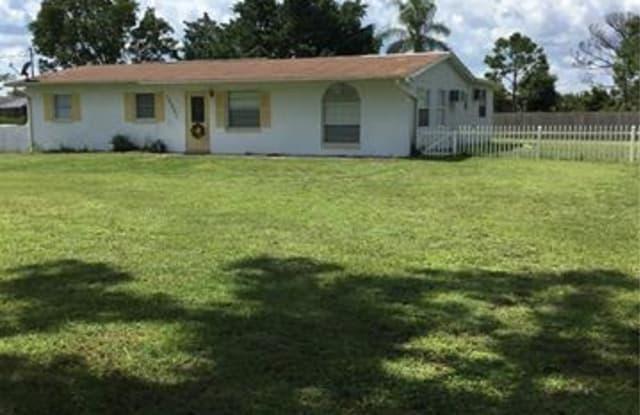 15551 Park WAY - 15551 Park Way, Olga, FL 33905
