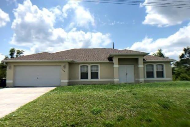 724 Castlestone AVE S - 724 Castlestone Avenue South, Lehigh Acres, FL 33974