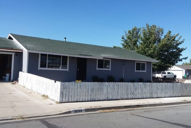 3266 Desatoya Drive - 3266 Desatoya Drive, Carson City, NV 89701