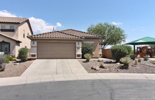 327 S CARTER RANCH Road - 327 South Carter Ranch Road, Coolidge, AZ 85128