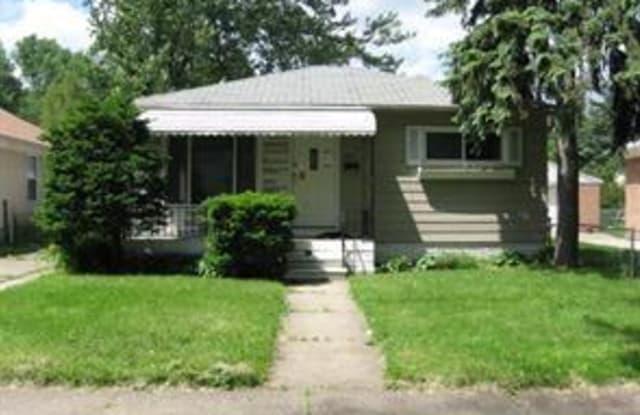 351 E EVELYN Avenue - 351 East Evelyn Avenue, Hazel Park, MI 48030