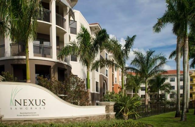 Nexus Sawgrass - 2903 NW 130th Avenue, Sunrise, FL 33323