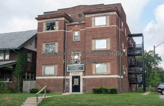 2060 N Delaware St - 2060 North Delaware Street, Indianapolis, IN 46202
