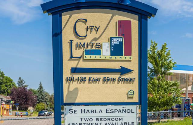 City Limits - 127 E 59th St, Minneapolis, MN 55419