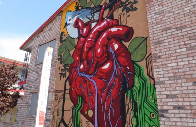 Revive Medical District - 1525 Pinto Lane, Las Vegas, NV 89106