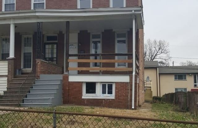 5003 Midwood Ave - 5003 Midwood Avenue, Baltimore, MD 21212