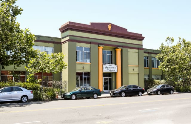 Exchange Studios - 527 23rd Avenue, Oakland, CA 94606