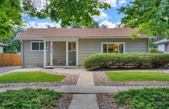 1316 North Foote Avenue - 1316 North Foote Avenue, Colorado Springs, CO 80909