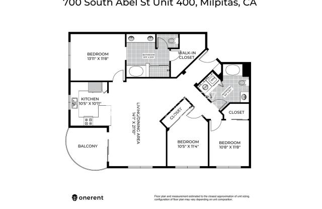 700 South Abel Street Unit 400 - 700 South Abel Street, Milpitas, CA 95035