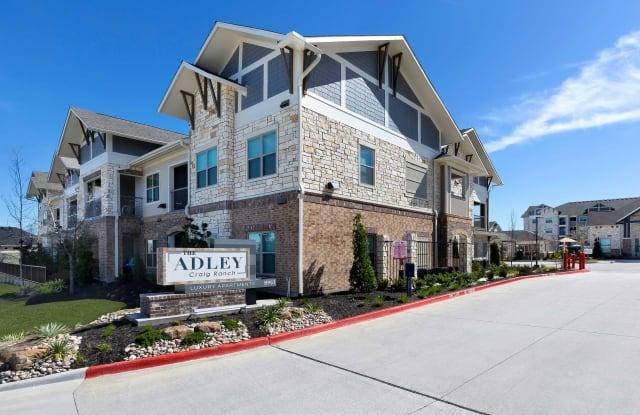 The Adley Craig Ranch - 8951 McCutchins Drive, McKinney, TX 75070