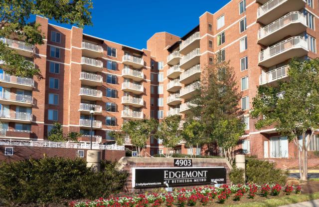 Edgemont at Bethesda Metro - 4903 Edgemoor Ln, Bethesda, MD 20814