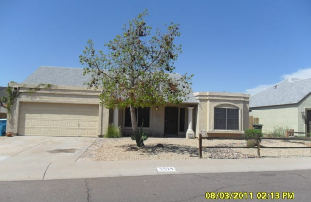 4514 W KRISTAL Way - 4514 West Kristal Way, Phoenix, AZ 85308