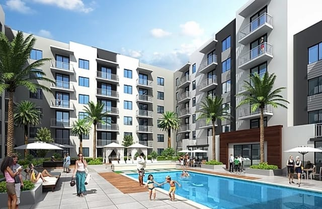Soleste Alameda - 6320 Southwest 8th Street, Miami, FL 33144